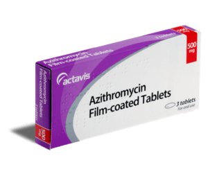 Azithromycin Contre Indication