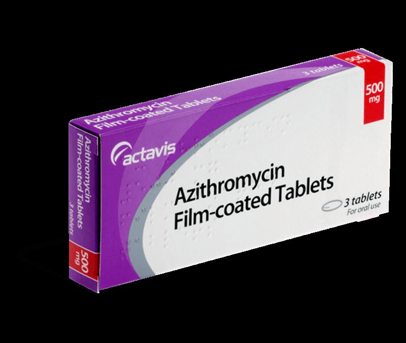 L'Azithromycin pour traiter la chlamydia
