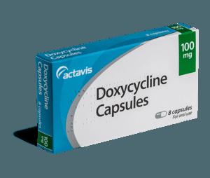Doxycycline pour traiter la chlamydia